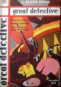 Great Detective (1933-1934 L.M. Publishing) Pulp Vol. 3 #1