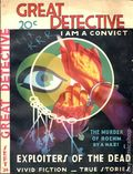 Great Detective (1933-1934 L.M. Publishing) Pulp Vol. 4 #3