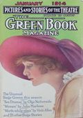 Green Book (1909-1921 Story-Press) Pulp Vol. 11 #1