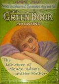 Green Book (1909-1921 Story-Press) Pulp Vol. 12 #1