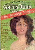 Green Book (1909-1921 Story-Press) Pulp Vol. 13 #1