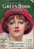 Green Book (1909-1921 Story-Press) Pulp Vol. 14 #3