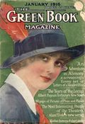 Green Book (1909-1921 Story-Press) Pulp Vol. 15 #1