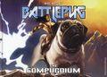 Battlepug The Compugdium HC (2019 Image) 1-1ST