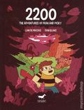 2200 The Adventures of Fran and Picky GN (2019 Amigo Comics) 1-1ST