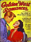 Golden West Romances (1949-1950 Standard) Pulp Vol. 2 #1