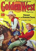 Golden West Magazine (1936-1937 Periodical House) Pulp 2nd Series Vol. 1 #1