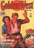 Golden West Magazine (1936-1937 Periodical House) Pulp 2nd Series Vol. 2 #1