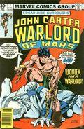 John Carter Warlord of Mars (1977 Marvel) 3