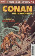 True Believers Conan Secret of Skull River (2018) 1