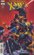 Uncanny X-Men (2018 5th Series) Annual 1A