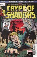 Crypt Of Shadows (2018 Marvel) 1B