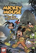 Walt Disney's Comics and Stories Featuring Mickey Mouse: Fire Eye of Atlantis TPB (2019 IDW) 1-1ST