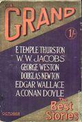 Grand Magazine (1905-1940 Newnes) Pulp Vol. 52 #272