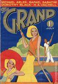 Grand Magazine (1905-1940 Newnes) Pulp Vol. 61 #329
