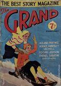 Grand Magazine (1905-1940 Newnes) Pulp Vol. 62 #336