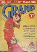 Grand Magazine (1905-1940 Newnes) Pulp Vol. 63 #337