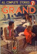 Grand Magazine (1905-1940 Newnes) Pulp Vol. 70 #384