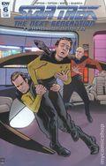 Star Trek The Next Generation Terra Incognita (2018 IDW) 6A