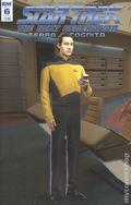Star Trek The Next Generation Terra Incognita (2018 IDW) 6B