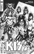 Kiss Blood and Stardust (2018 Dynamite) 4E