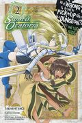 Is It Wrong to Try to Pick Up Girls in a Dungeon? On the Side GN (2017 Yen Press) Sword Oratoria 2-1ST