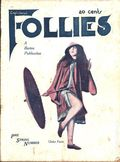 Cap'n Joey's Follies (1923 Burten Publications) Pulp Vol. 2 #1