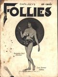 Cap'n Joey's Follies (1923 Burten Publications) Pulp Vol. 2 #3