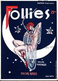 Follies (1924 Burten Publications) Pulp Vol. 2 #8