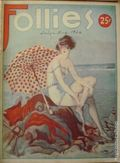 Follies (1924 Burten Publications) Pulp Vol. 2 #10