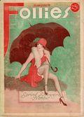 Burten's Follies (1924-1933 Burten Publications) Pulp Vol. 3 #5