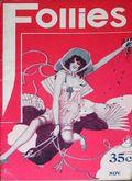 Burten's Follies (1924-1933 Burten Publications) Pulp Vol. 4 #2