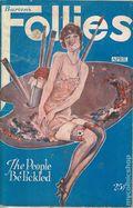 Burten's Follies (1924-1933 Burten Publications) Pulp Vol. 4 #3