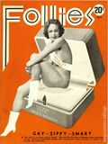 Burten's Follies (1924-1933 Burten Publications) Pulp Vol. 10 #1