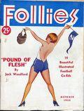 Burten's Follies (1924-1933 Burten Publications) Pulp Vol. 10 #2
