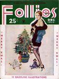 Burten's Follies (1924-1933 Burten Publications) Pulp Vol. 10 #4