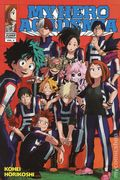 My Hero Academia GN (2015- A Viz Digest) 4-REP