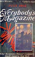 Everybody's Magazine (1899-1930 The Ridgway Co.) Pulp Vol. 9 #1
