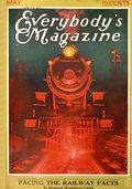 Everybody's Magazine (1899-1930 The Ridgway Co.) Pulp Vol. 24 #5