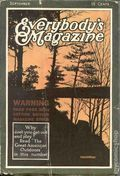 Everybody's Magazine (1899-1930 The Ridgway Co.) Pulp Vol. 25 #3