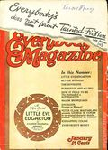 Everybody's Magazine (1899-1930 The Ridgway Co.) Pulp Vol. 30 #1