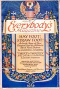 Everybody's Magazine (1899-1930 The Ridgway Co.) Pulp Vol. 35 #1