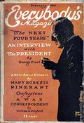 Everybody's Magazine (1899-1930 The Ridgway Co.) Pulp Vol. 36 #2