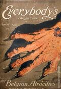 Everybody's Magazine (1899-1930 The Ridgway Co.) Pulp Vol. 38 #4