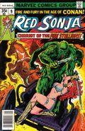 Red Sonja (1977 1st Marvel Series) 9