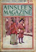 Ainslee's Magazine (1898-1926 Street and Smith Publications) Vol. 1 #1