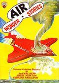 Air Wonder Stories (1929-1930 Stellar) Pulp Vol. 1 #6