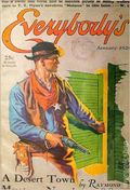 Everybody's Magazine (1899-1930 The Ridgway Co.) Pulp Vol. 60 #1