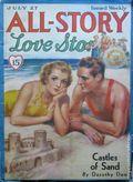 All-Story Love (1929-1955 Popular Publication) Pulp Vol. 48 #4