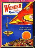Wonder Stories Quarterly (1930-1933 Stellar Publishing) Pulp Vol. 2 #4